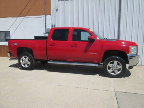 2012 Chevrolet Silverado 2500HD for sale at Parkway Motors in Osage Beach MO