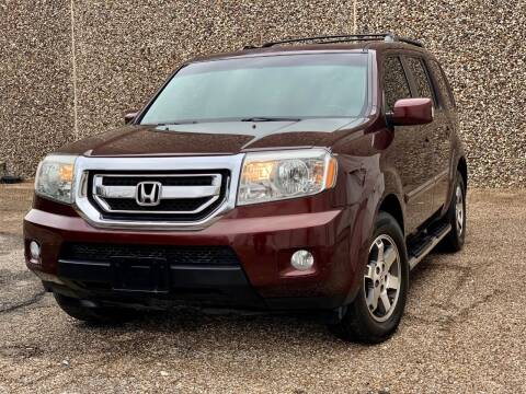 2009 Honda Pilot for sale at Texas Auto Corporation in Houston TX