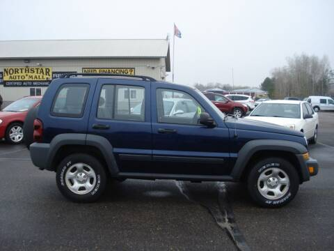 2007 Jeep Liberty for sale at North Star Auto Mall in Isanti MN
