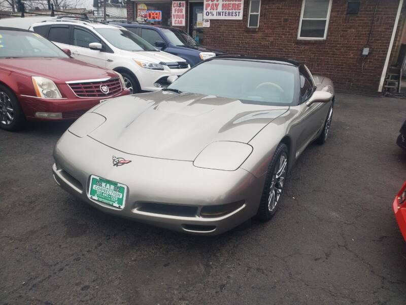 2000 Chevrolet Corvette for sale at Kar Connection in Little Ferry NJ