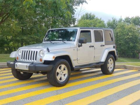 2008 Jeep Wrangler Unlimited for sale at FAYAD AUTOMOTIVE GROUP in Pittsburgh PA