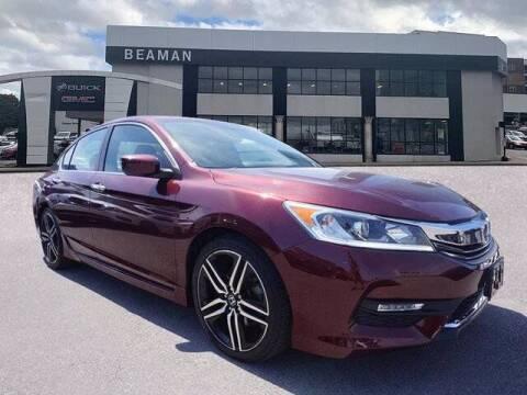 2016 Honda Accord for sale at BEAMAN TOYOTA - Beaman Buick GMC in Nashville TN