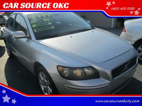 2006 Volvo S40 for sale at CAR SOURCE OKC in Oklahoma City OK