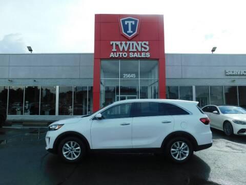 2020 Kia Sorento for sale at Twins Auto Sales Inc Redford 1 in Redford MI