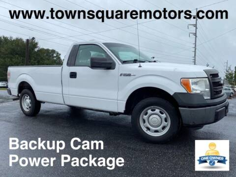 2014 Ford F-150 for sale at Town Square Motors in Lawrenceville GA
