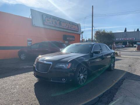 2013 Chrysler 300 for sale at City Motors in Hayward CA