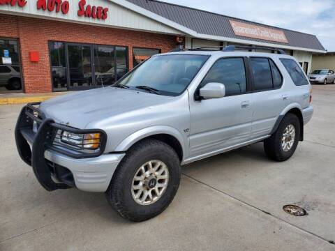 2001 Honda Passport for sale at Eden's Auto Sales in Valley Center KS
