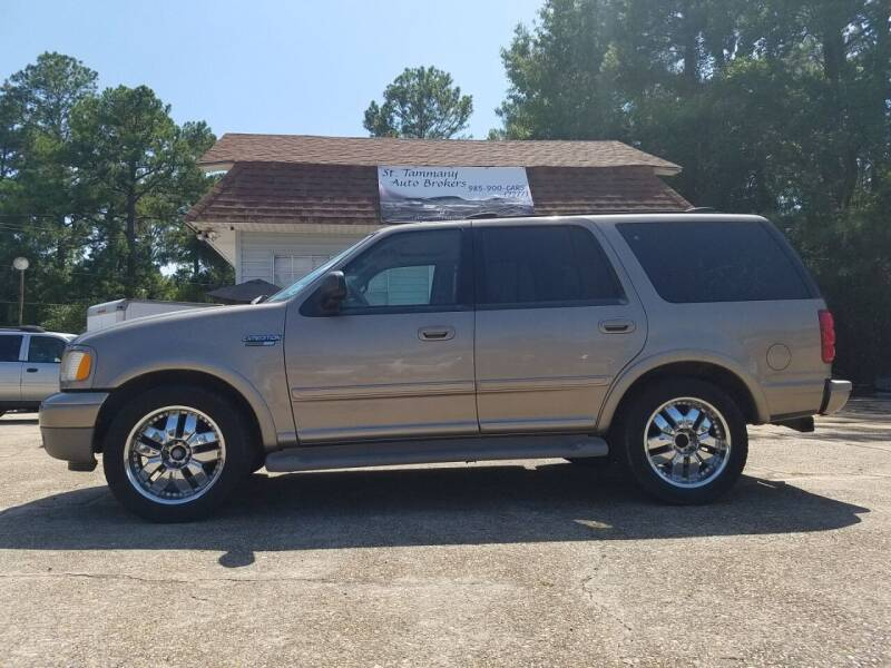 2002 Ford Expedition for sale at St. Tammany Auto Brokers in Slidell LA
