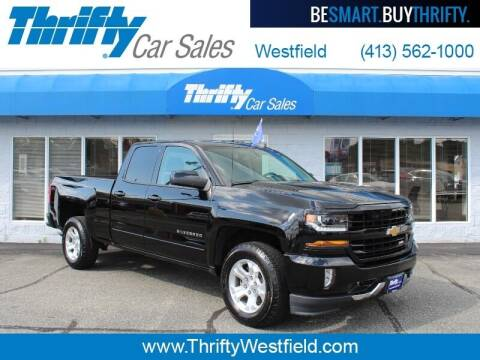 2018 Chevrolet Silverado 1500 for sale at Thrifty Car Sales Westfield in Westfield MA
