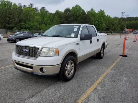 2007 Ford F-150 for sale at Fletcher Auto Sales in Augusta GA