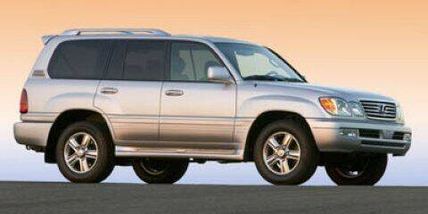 2006 Lexus LX 470 for sale at Jeremy Sells Hyundai in Edmunds WA