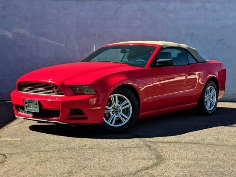2014 Ford Mustang for sale at Divine Motors in Las Vegas NV