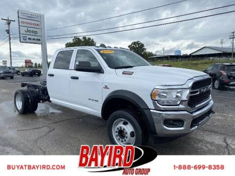 2020 RAM Ram Chassis 4500 for sale at Bayird Truck Center in Paragould AR