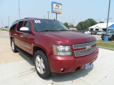 2009 Chevrolet Suburban for sale at America Auto Inc in South Sioux City NE