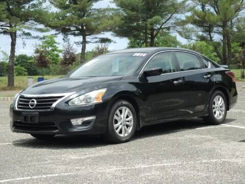 2014 Nissan Altima for sale at My Car Auto Sales in Lakewood NJ