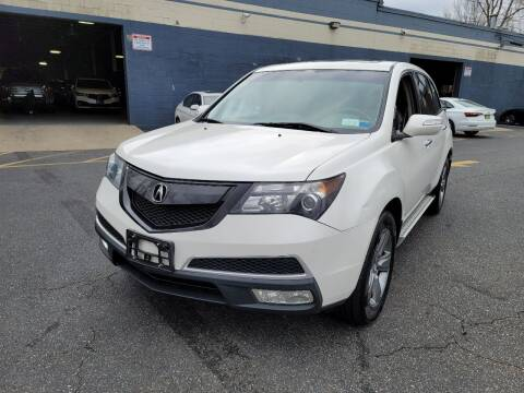 2011 Acura MDX for sale at AW Auto & Truck Wholesalers  Inc. in Hasbrouck Heights NJ