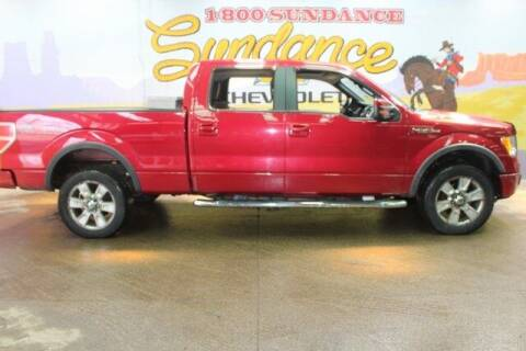 2010 Ford F-150 for sale at Sundance Chevrolet in Grand Ledge MI