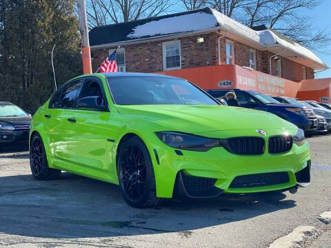 2016 BMW M3 for sale at Bloomingdale Auto Group - The Car House in Butler NJ