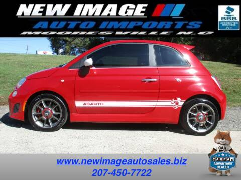 2015 FIAT 500 for sale at New Image Auto Imports Inc in Mooresville NC