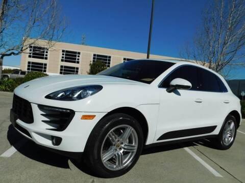 2016 Porsche Macan for sale at Conti Auto Sales Inc in Burlingame CA