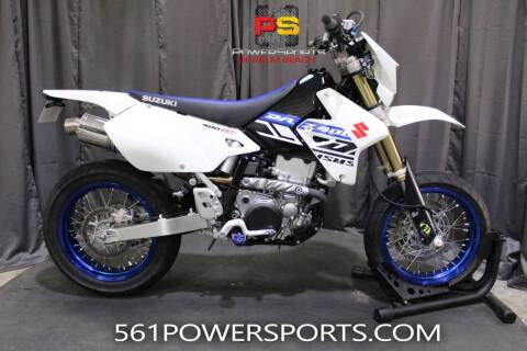2019 Suzuki DR-Z400SM for sale at Powersports of Palm Beach in Hollywood FL
