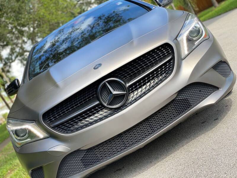 2014 Mercedes-Benz CLA for sale at HIGH PERFORMANCE MOTORS in Hollywood FL