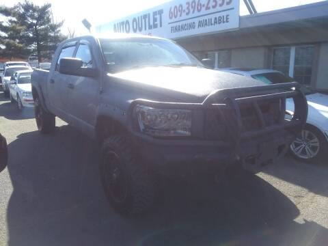 2006 Dodge Ram Pickup 2500 for sale at Wilson Investments LLC in Ewing NJ