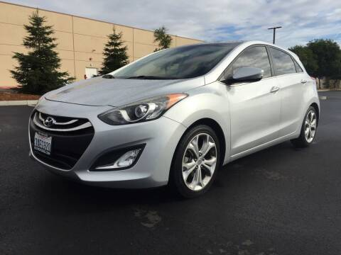 2013 Hyundai Elantra GT for sale at 707 Motors in Fairfield CA