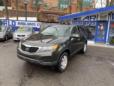 2011 Kia Sorento for sale at Car World Inc in Arlington VA