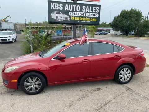 2010 Mazda MAZDA6 for sale at KBS Auto Sales in Cincinnati OH