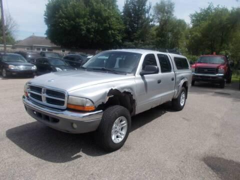 2001 Dodge Dakota for sale at Jenison Auto Sales in Jenison MI