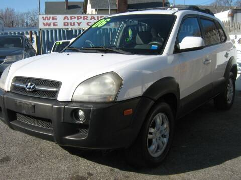 2006 Hyundai Tucson for sale at JERRY'S AUTO SALES in Staten Island NY