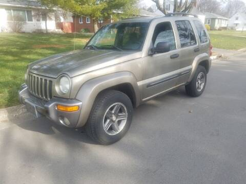2004 Jeep Liberty for sale at REM Motors in Columbus OH