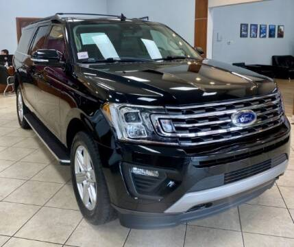 2018 Ford Expedition MAX for sale at Adams Auto Group Inc. in Charlotte NC