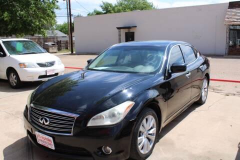 2011 Infiniti M37 for sale at KD Motors in Lubbock TX