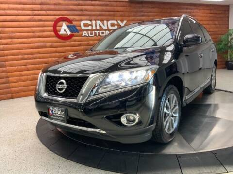 2013 Nissan Pathfinder for sale at Dixie Motors in Fairfield OH