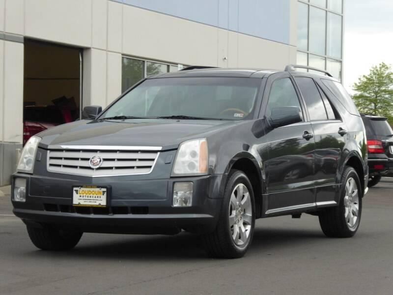 2007 Cadillac SRX for sale at Loudoun Used Cars - LOUDOUN MOTOR CARS in Chantilly VA