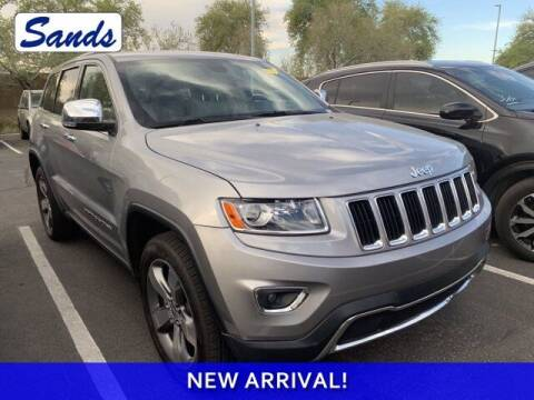 2014 Jeep Grand Cherokee for sale at Sands Chevrolet in Surprise AZ