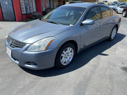 2012 Nissan Altima for sale at CARSTER in Huntington Beach CA