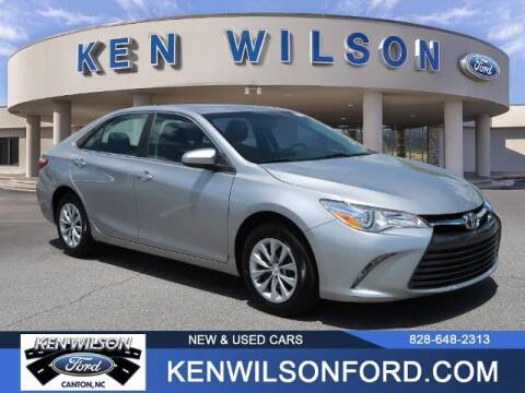 2015 Toyota Camry for sale at Ken Wilson Ford in Canton NC