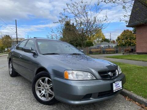 2001 Acura TL for sale at DAILY DEALS AUTO SALES in Seattle WA