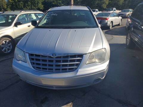 2007 Chrysler Pacifica for sale at All State Auto Sales, INC in Kentwood MI