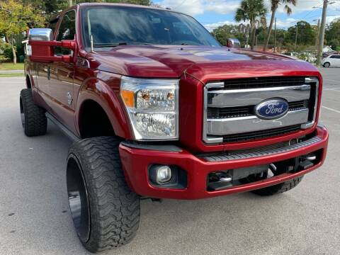 2015 Ford F-250 Super Duty for sale at Consumer Auto Credit in Tampa FL