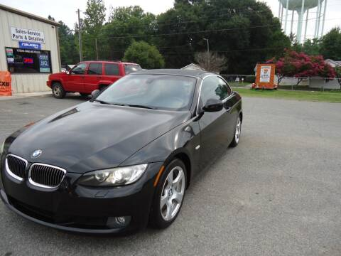 2010 BMW 3 Series for sale at Street Source Auto LLC in Hickory NC