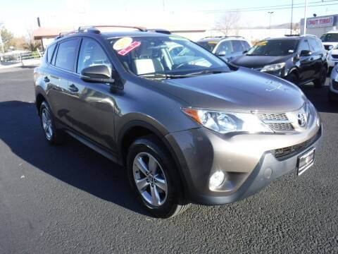 2015 Toyota RAV4 for sale at Budget Auto Sales in Carson City NV