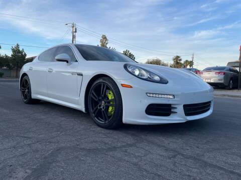 2014 Porsche Panamera for sale at Boktor Motors in Las Vegas NV