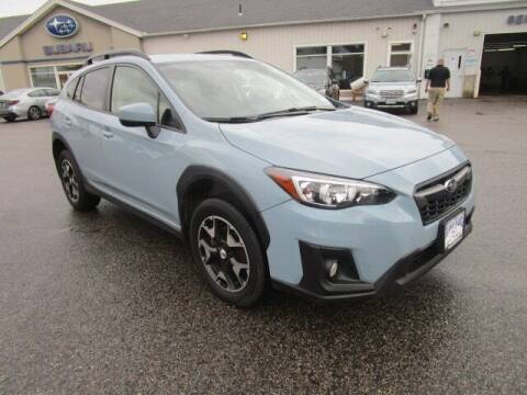 2018 Subaru Crosstrek for sale at BELKNAP SUBARU in Tilton NH