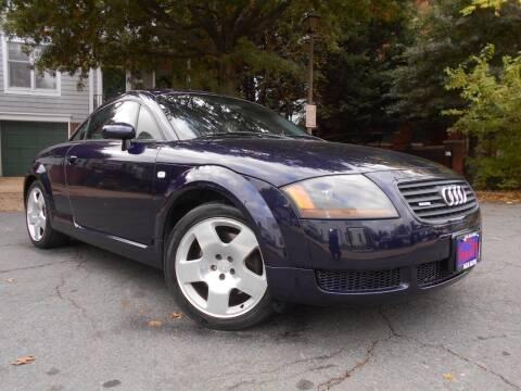 2002 Audi TT for sale at H & R Auto in Arlington VA