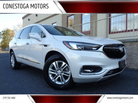 2018 Buick Enclave for sale at CONESTOGA MOTORS in Ephrata PA