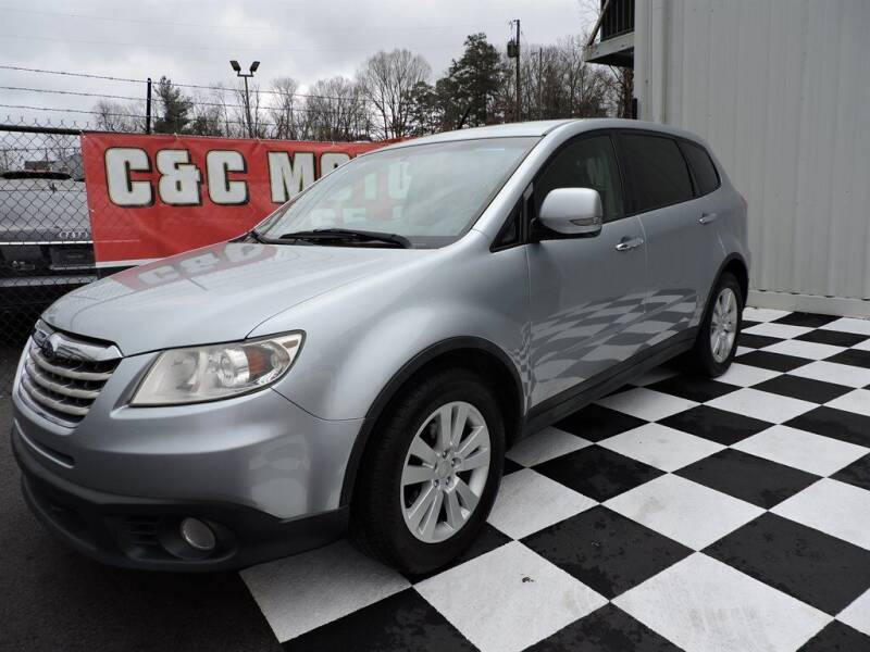 2013 Subaru Tribeca for sale at C & C Motor Co. in Knoxville TN